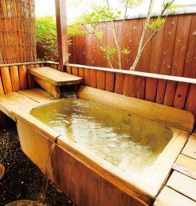 A1type露天風呂 (あんず)