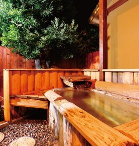 A1type露天風呂 (つばき)