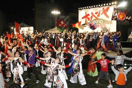 かごしま春祭 大ハンヤ2011
