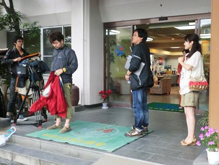 九州山口いい旅再発見「るり色の砂時計」