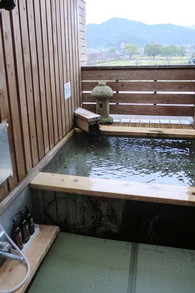 霧島 露天 畳風呂
