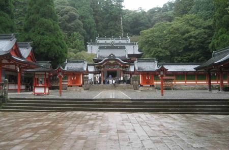 霧島神宮例祭