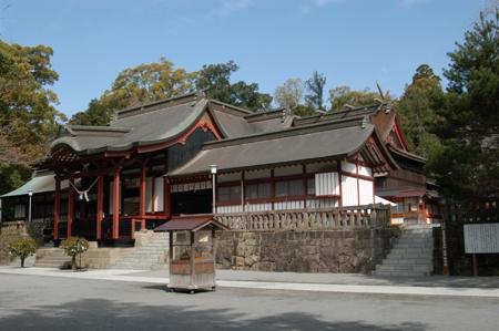 鹿児島神宮 初詣