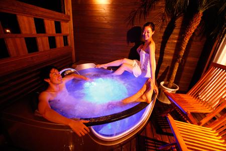鹿児島 露天風呂付客室