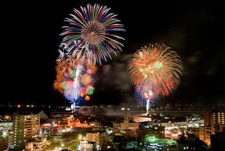 第13回かごしま錦江湾サマーナイト大花火大会
