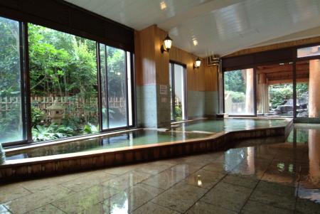 露天風呂付き大浴場 臨時休業のお知らせ