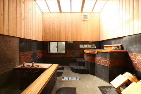 露天風呂付き大浴場&個室風呂