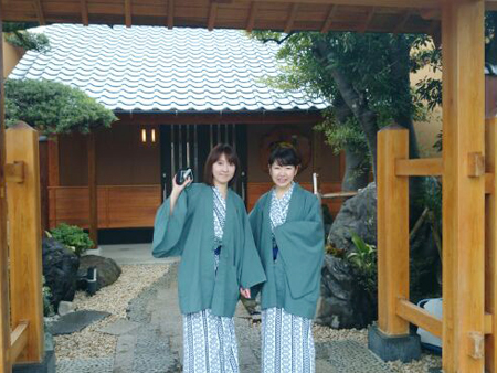 東京都より女子会温泉旅行