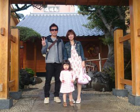 宮崎県より幼児連れ温泉旅行でご宿泊