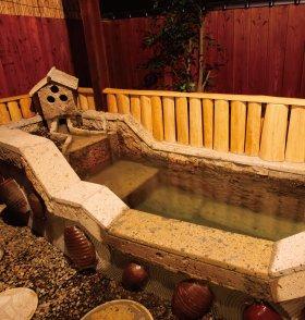 A1type露天風呂 (さくら)