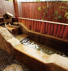 A1type露天風呂 (きんもくせい)
